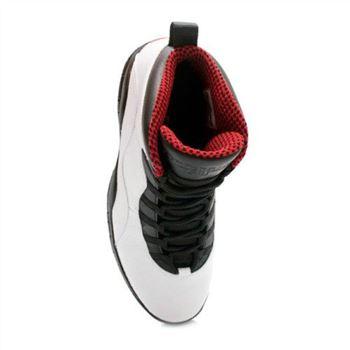 01cf5af911e7a 310805-100 Air Jordan Retro 10 (X) Chicago Bulls White Varsity Red Black  2012 A10002