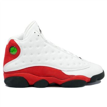 136002-101 Air Jordan 13 (XIII) Original OG White Black True Red A13001