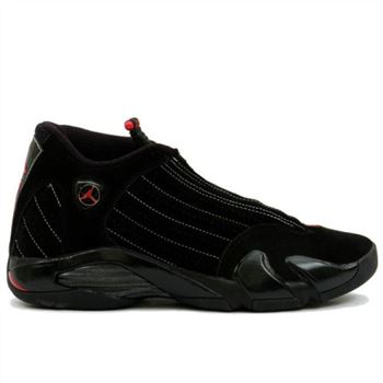 311832-061 Air Jordan 14 Black True Red White A14003