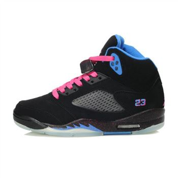 Air Jordan 5 Retro Womens South Beach Furry Shoes