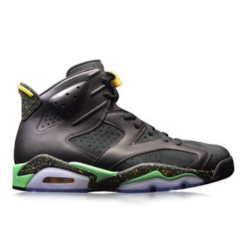 Authentic 688447-920 Air Jordan 6 Brazil World Cup 2014