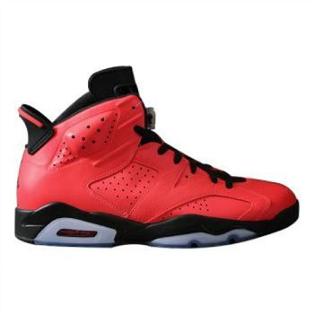 384664-623 Air Jordan 6 Retro Infrared 23/Black-Infrared 23 (Women Men Gs Girls) Online 2014