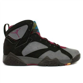 304775-003 Air Jordan Retro 7 Bordeaux Black Light Graphite Bordeaux A07002