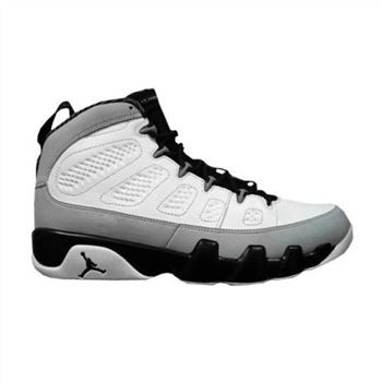 302370-106 Air Jordan 9 Retro White/Black-Neutral Grey Online
