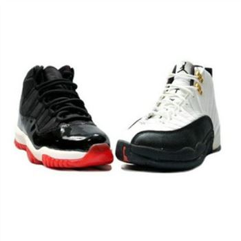 338149-991 Air Jordan 11 12 Countdown Package A16005