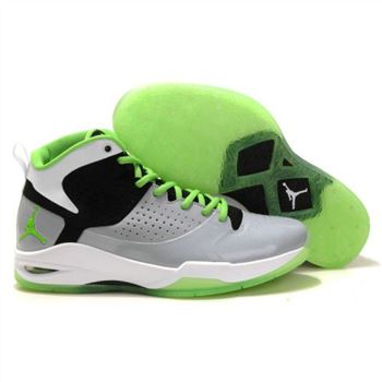 Jordan Fly Wade 1 Black Grey Green A19001