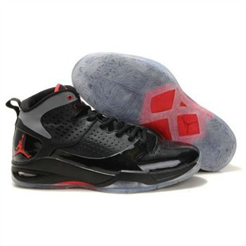 Jordan Fly Wade 1 Black Red A19002