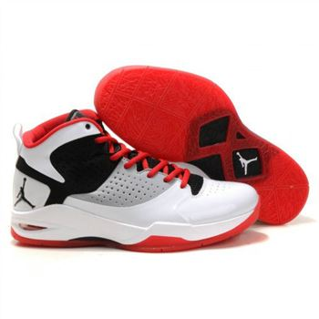 Jordan Fly Wade 1 Black White Red A19006