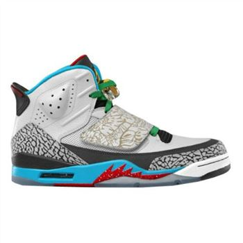 512245-030 Air Jordan Son of Mars Olympic Grey Blue Red 2012 A22001