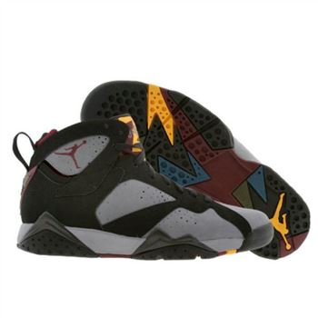 304774-004 Air Jordan 7 Retro (gs) Bordeaux 2011 Release Black lt Graphite Bordeaux A24001
