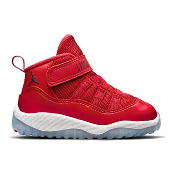 Air Jordan 11 Gym Red (Win Like'96) Gym Red/White-Black 378040-623